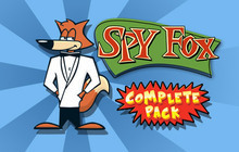 Spy Fox Complete Pack Badge