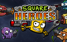 Square Heroes Badge
