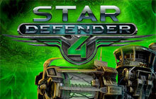 Star Defender 4 Badge