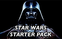 Star Wars Starter Pack Badge