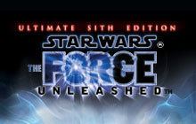 Star Wars The Force Unleashed: Ultimate Sith Edition Badge