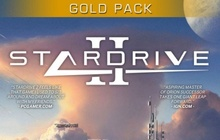 StarDrive 2 Gold Pack Badge