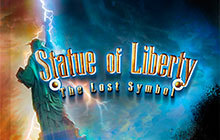 Statue of Liberty – The Lost Symbol Badge