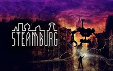 Steamburg Badge