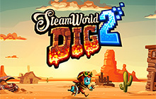 SteamWorld Dig 2 Badge