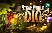 SteamWorld Dig: A Fistful of Dirt