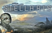 Stellaris: Humanoids Species Pack Badge