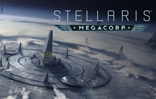 Stellaris: MegaCorp Badge