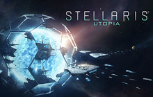 Stellaris: Utopia Badge