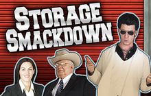 Storage Smackdown Badge