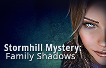 Stormhill Mystery: Family Shadows Badge