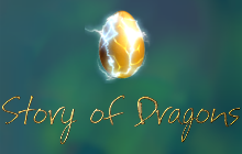 The Book of Wanderer: The Story of Dragons Badge