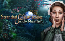 Stranded Dreamscapes: Deadly Moonlight Badge
