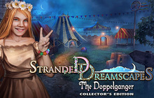 Stranded Dreamscapes: The Doppelganger Collector's Edition Badge