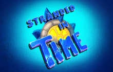 Stranded in Time Badge
