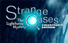 Strange Cases: Mystery of the Lighthouse Collector's Edition Badge