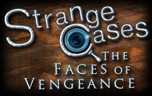 Strange Cases: The Faces of Vengeance Badge