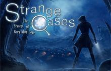 Strange Cases: the Secrets of Grey Mist Lake CE Badge