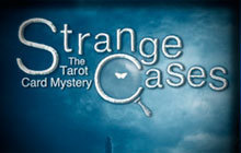 Strange Cases: The Tarot Card Mystery Badge