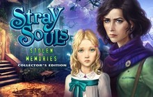 Stray Souls: Stolen Memories Collector's Edition Badge