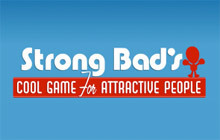 Strong Bad's Cool Game for Attractive People Badge