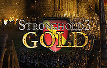 Stronghold 3 Gold (old publish) Badge
