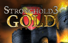 Stronghold 3 Gold Badge