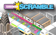 Subway Scramble Badge