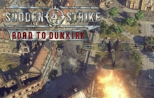 Sudden Strike 4: Road to Dunkirk Badge
