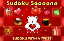 Sudoku Seasons Badge