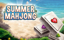Summer Mahjong Badge