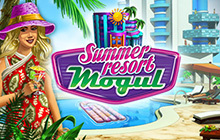 Summer Resort Mogul Badge