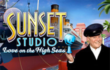 Sunset Studio Love on the High Seas Badge