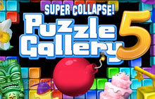 Super Collapse! Puzzle Gallery 5 Badge