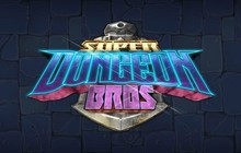 Super Dungeon Bros Badge