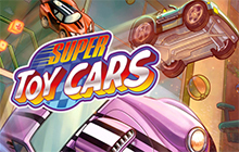 Super Toy Cars Badge