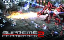 Supreme Commander 2 Badge