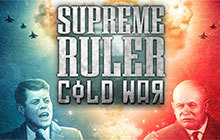 Supreme Ruler Cold War Badge