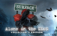 Surface: Alone in the Mist Collector's Edition Badge