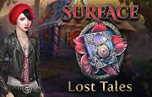 Surface: Lost Tales Badge