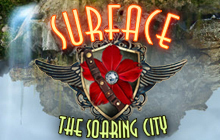 Surface: The Soaring City Badge