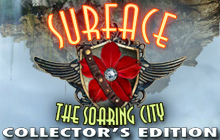 Surface: The Soaring City Collector's Edition Badge