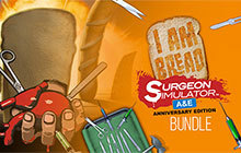 Surgeon Simulator Anniversary Edition + I Am Bread Badge