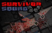 Survivor Squad Badge