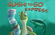 Sushi To Go Express Badge