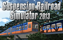 Suspension Railroad Simulator 2013 Badge