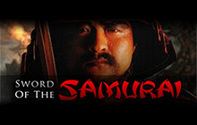 Sword of the Samurai Badge