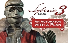 Syberia 3 - An Automaton with a plan Badge