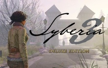 Syberia 3 - Deluxe Edition Badge