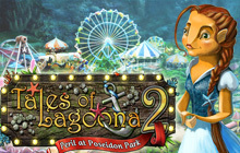 Tales of Lagoona 2: Peril at Poseidon Park Badge